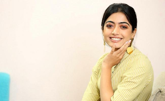 rashmika-mandanna-gave-dubbing-in-devadas-movie