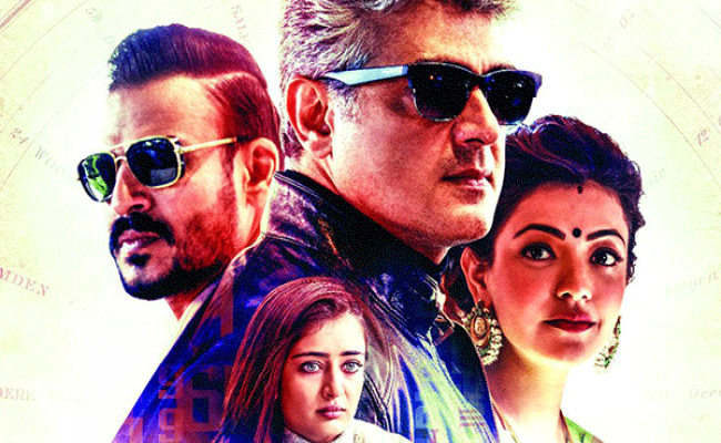 Now that's a cop who can save the world! - Ajith's Vivekam teaser