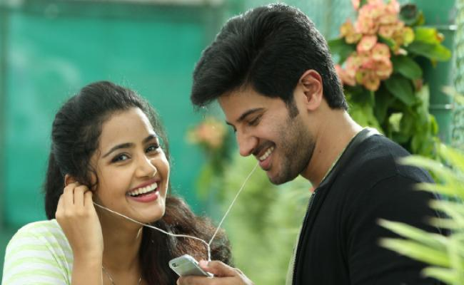 Dulquer's Andamaina Jeevitam on Oct 13