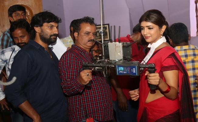 Lakshmi Bomb in post production works....!