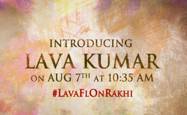 Watch out for 'Lava'  from JLK