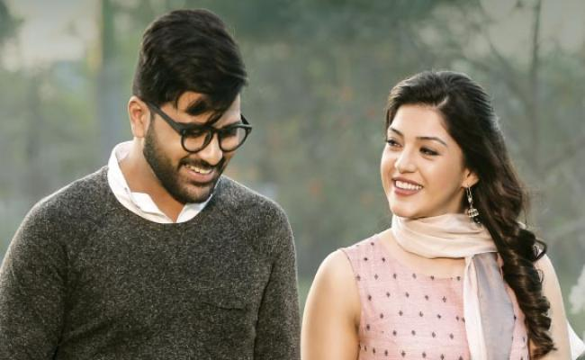 Mahanubhavudu songs projection