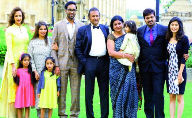 Good times for Manchu family