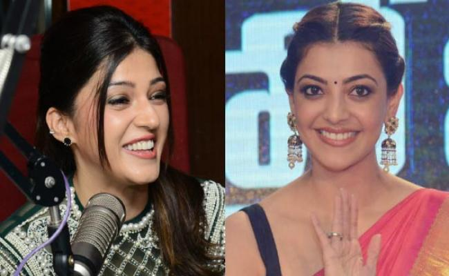Kajal and Mehreen's Twitter affection