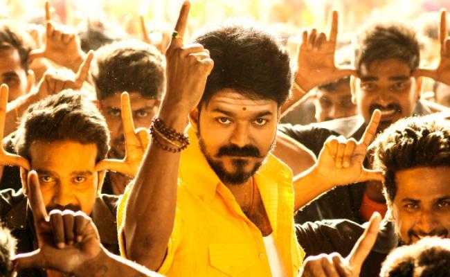 Vijay's Adirindi to release soon in Telugu