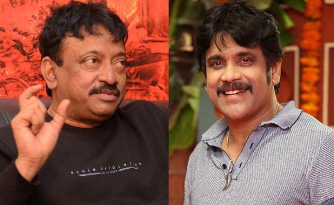 RGV and Nagarjuna regroup after 25 years