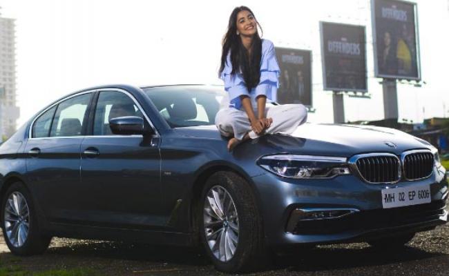 Pooja Hegde buys herself a new BMW