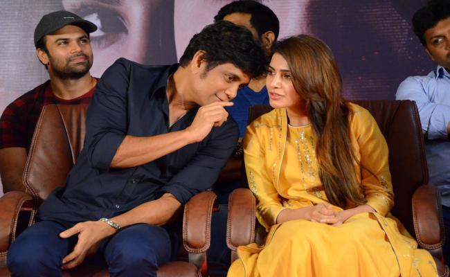 Nagarjuna praises Samanta's performance