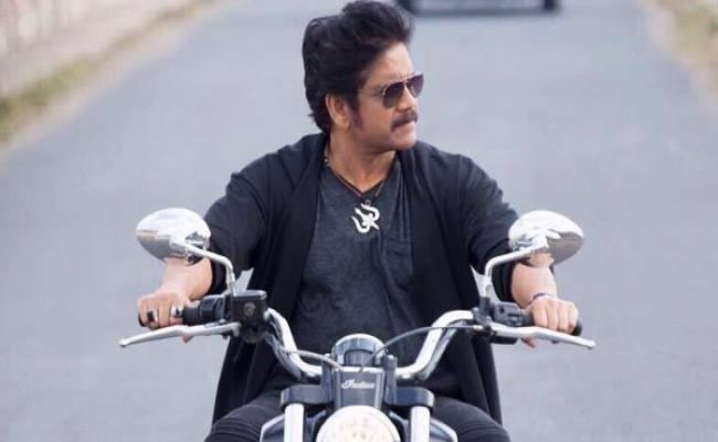 Strong motivation for Nag's character