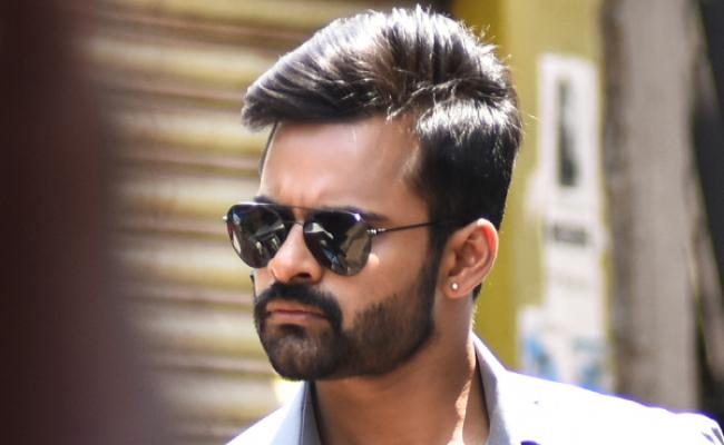 Action episodes canned for Sai Dharam Tej's next