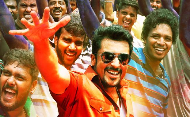 Surya's 'Gang' on 12th January