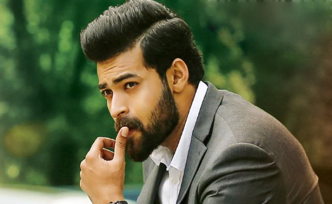 Varun Tej's teaser out tomorrow
