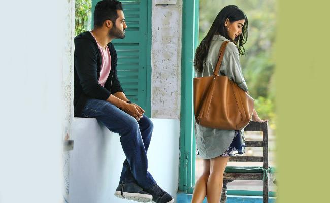 Aravinda Sametha First Single Anaganaganaga Song Released