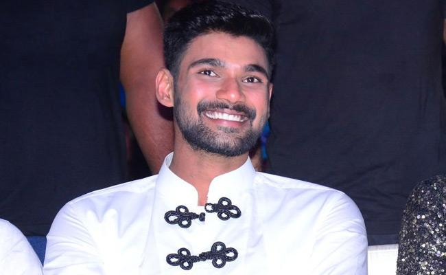 I am Very Confident About The Movie Success- Sreenivas Bellamkonda