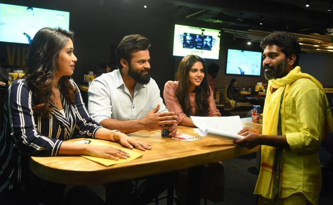 Sai Dharam Tej's Chitralahari Shoot Kickstarted