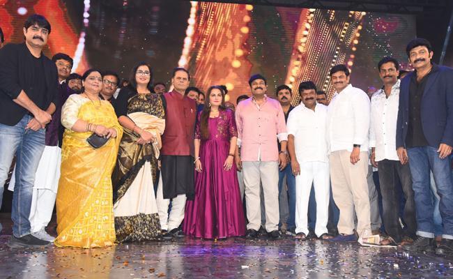 Telugu Cine Production Executives Union Organized Cine Mahotsavam