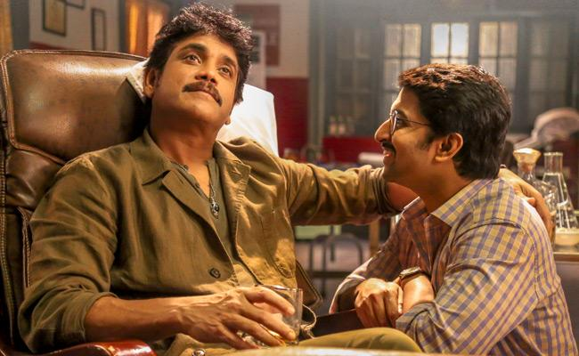 Nagarjuna and Nani's 'DevaDas' Teaser : Packed Entertainer