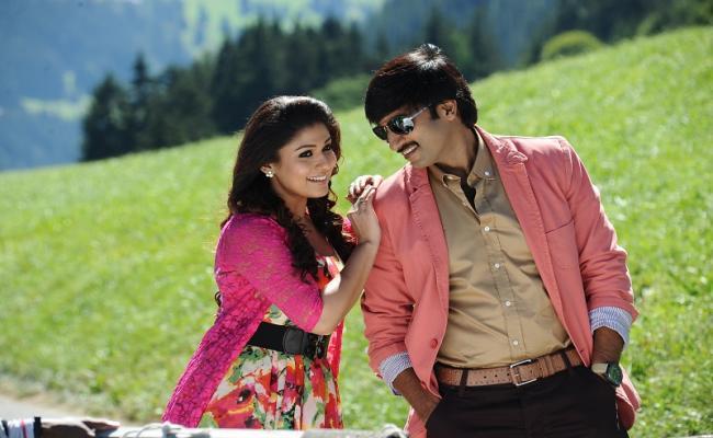 Gopichand - B Gopal New Film Title, First Look for Diwali