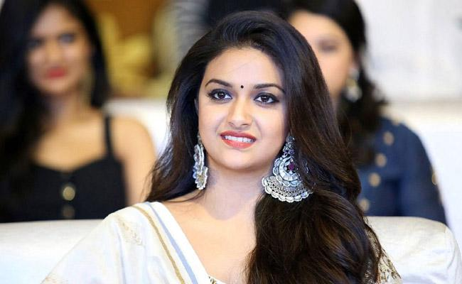 Keerthy Suresh Sports Drama First Schedule Wrapped