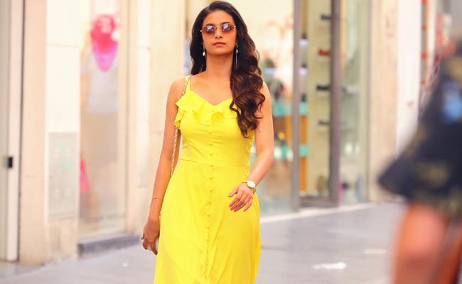 Keerthy Suresh as Miss India