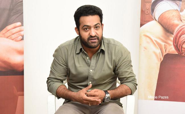 Aravinda Sametha is Trivikram's Mark - NTR