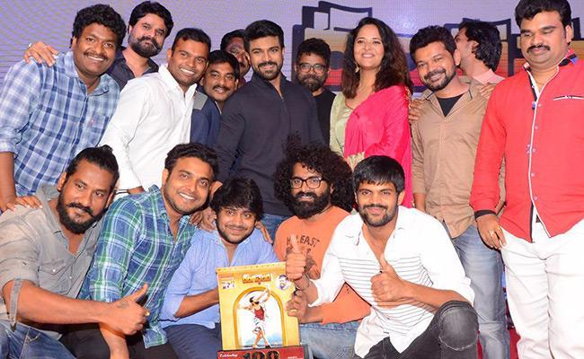 rangasthalam-movie-100-days-event-highlights