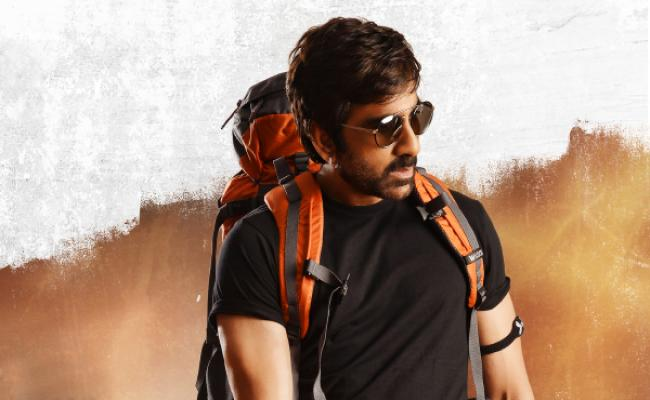 """Ravi Teja trusted me blindly"" - Anil Ravipudi"