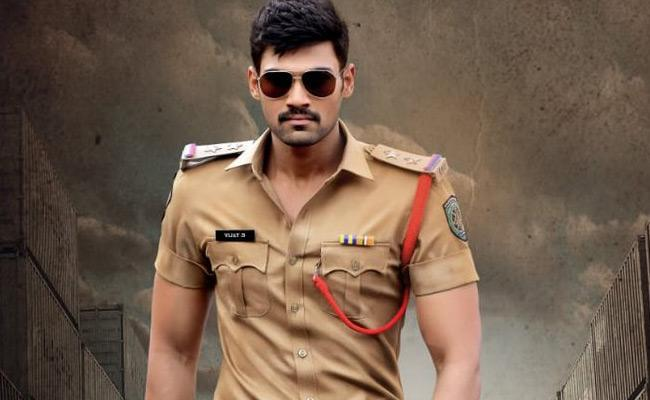 Bellamkonda Sreenivas as Cop in His Next Kavacham