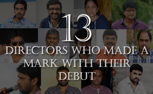 13 Directors who made a mark with their debut