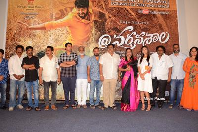 narthana-shala-movie-1st-song-launch-stills
