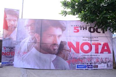 Nota 30th Public Meeting in Vijayawada