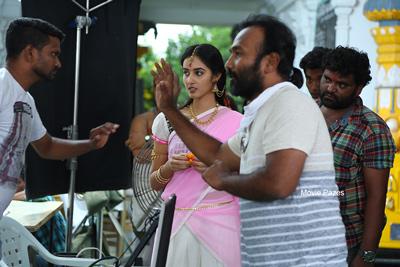 Parichayam Movie Working Stills