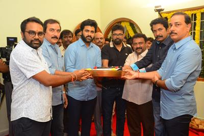 Sharwanad New Movie Sreekaram Movie Opening