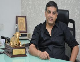 Double hat trick celebrations for Dil Raju