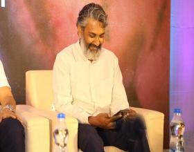 RRR Pressmeet- Rajamouli's Last Film Mahabharata
