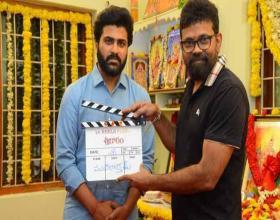 Sharwanand's Sreekaram Movie Launched